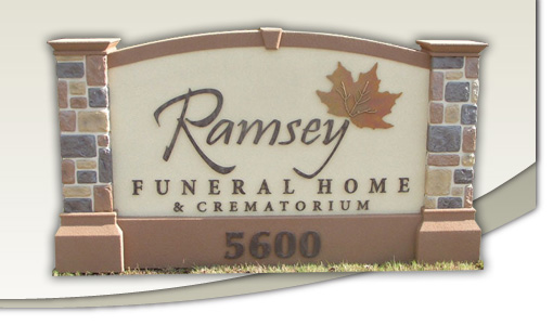 Ramsey Faux Stone Monument