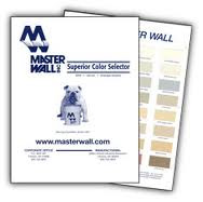 Masterwall Stucco Color Chart